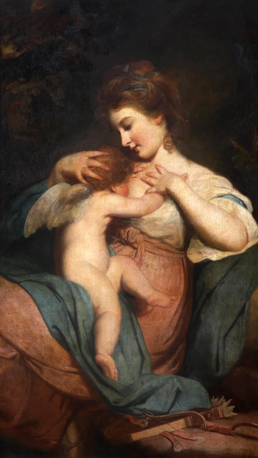 Hope Nursing Love by Reynolds