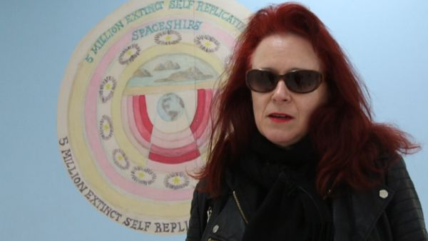 Suzanne Treister: In the process of [doing something]  | Learning Resources | The Box Plymouth