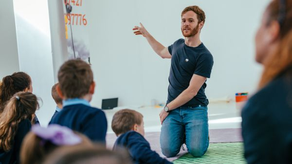 Mayflower: Artist workshop | School Visits | The Box Plymouth