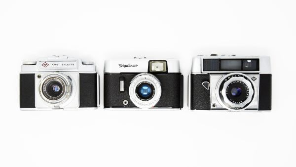 Create: 35mm Cameras   Loan Boxes