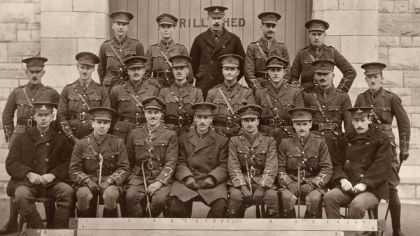 Plymouth in World War I   Learning Resources   The Box Plymouth