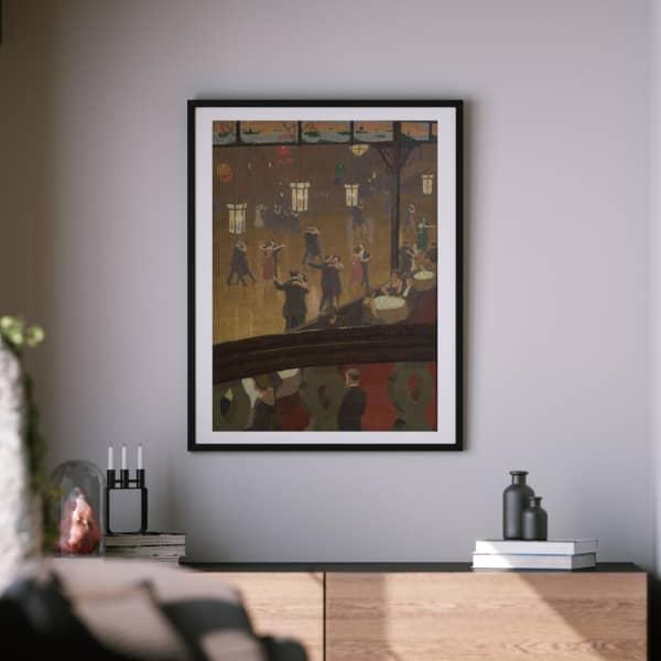Hammersmith Palais print