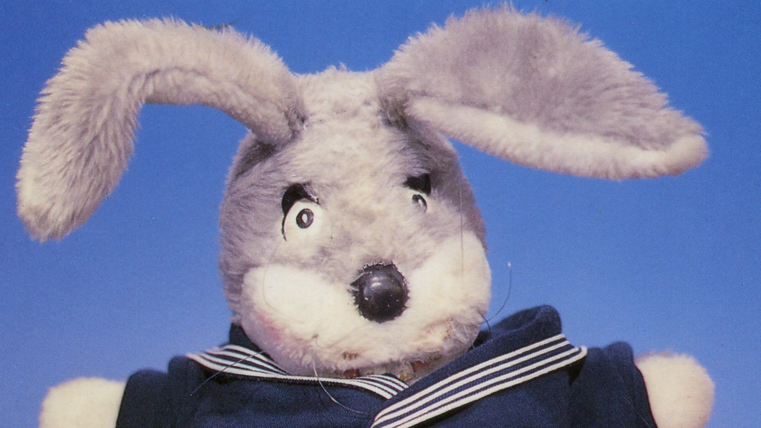 Gus Honeybun - 60 and still famous