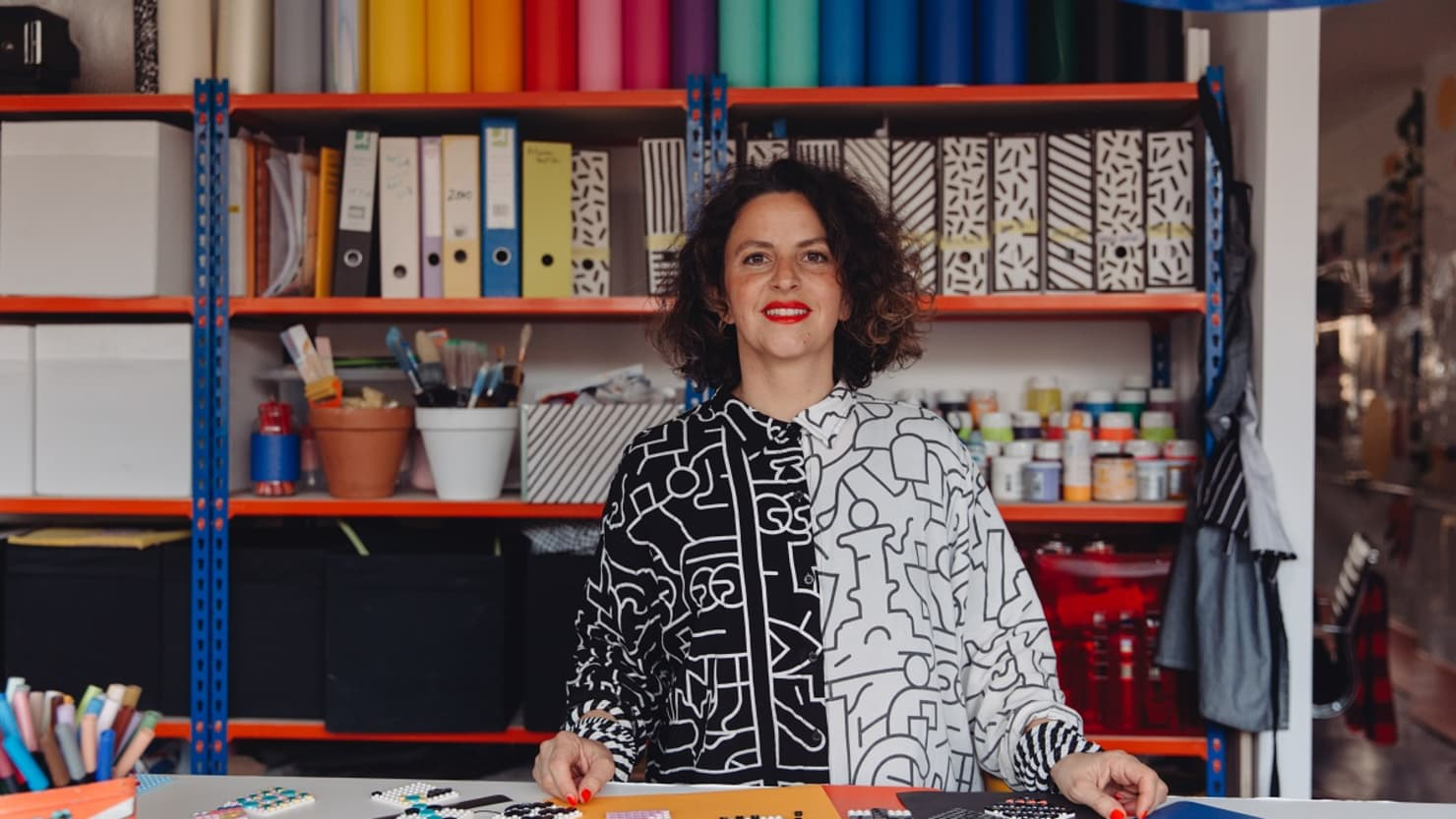 The Box | Artist Camille Walala to create new public artwork for Tavistock Place