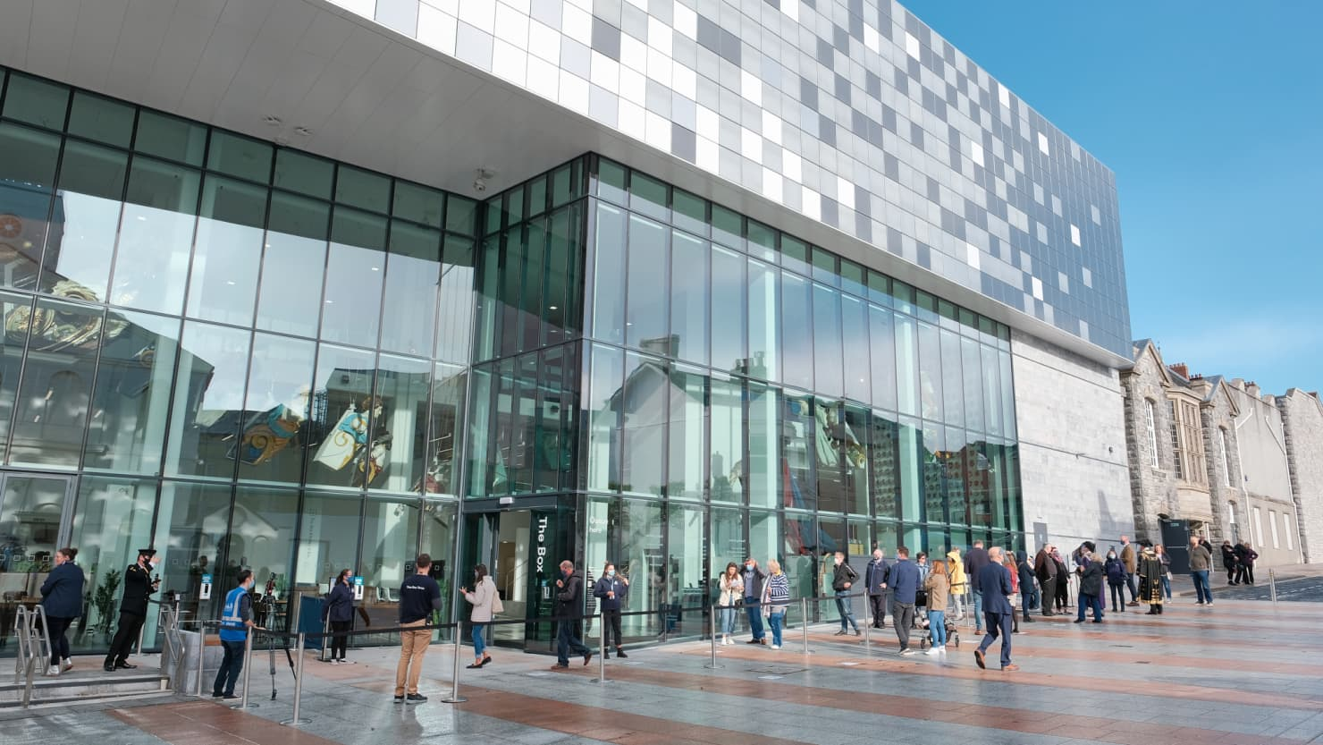 Arts venues mark one year to British Art Show with £100k funding boost | The Box Plymouth