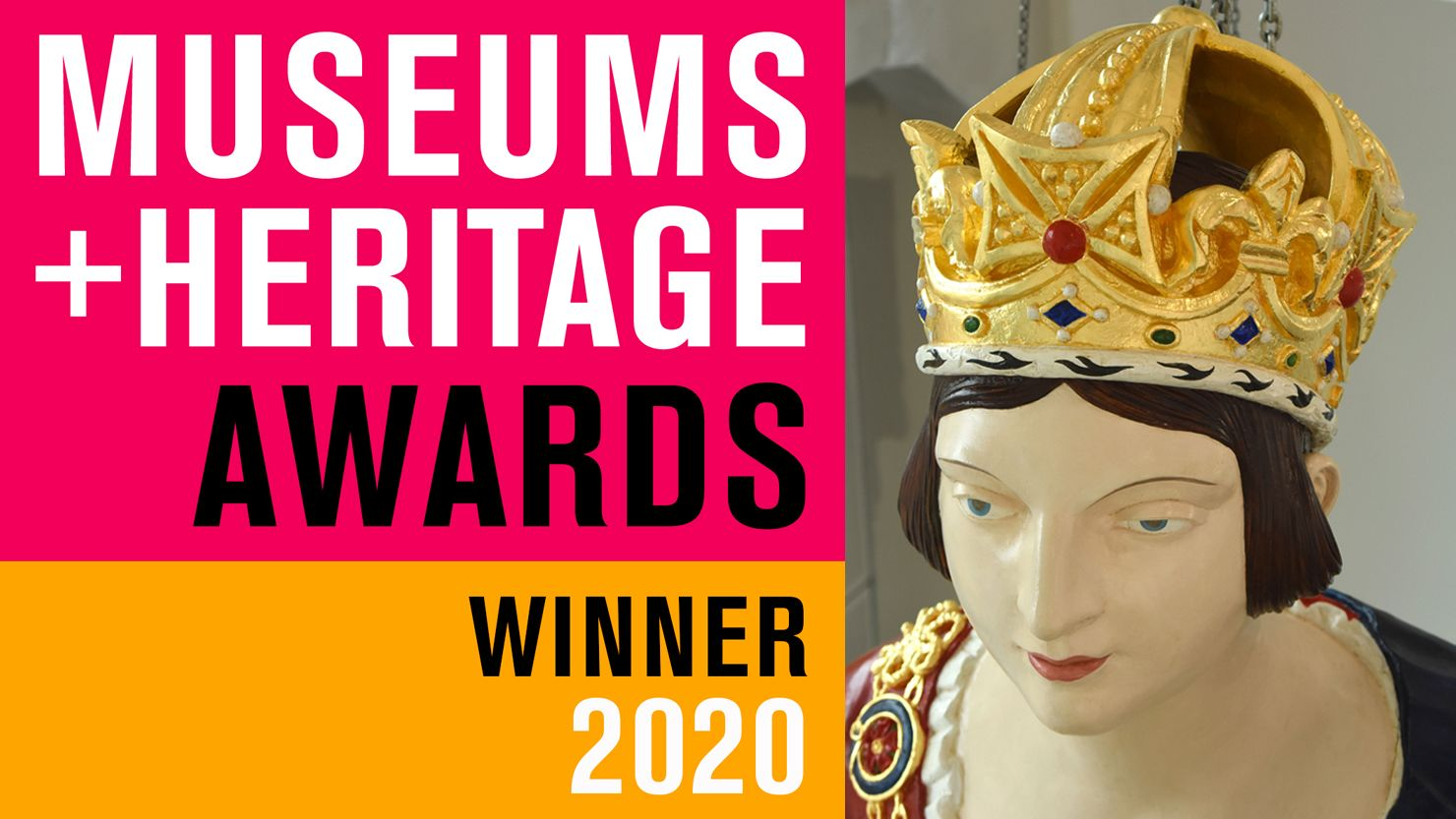 Figureheads project wins national award