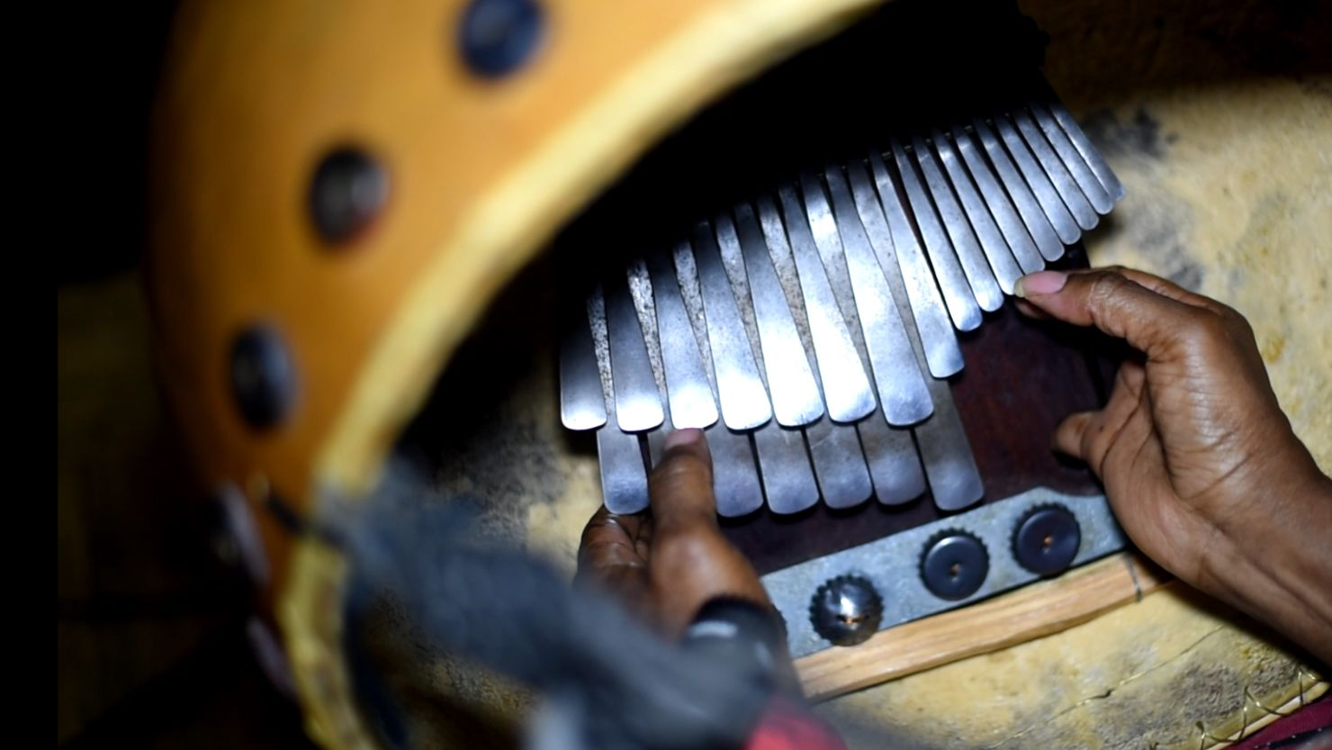 Chartwell Dutiro: African Instruments