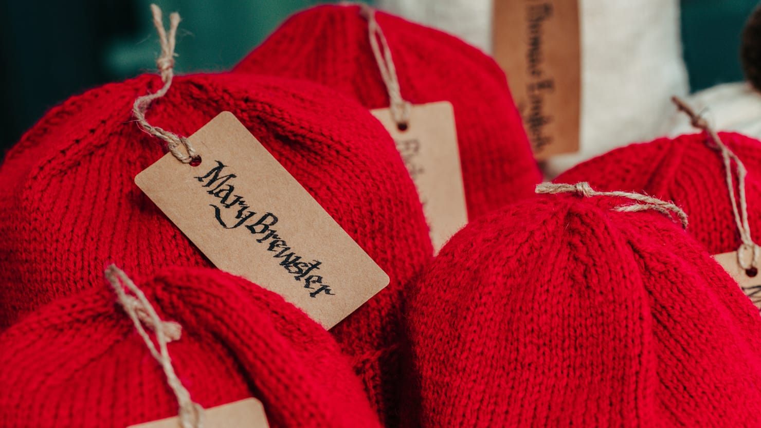 102 Mayflower hats for modern day seafarers in need