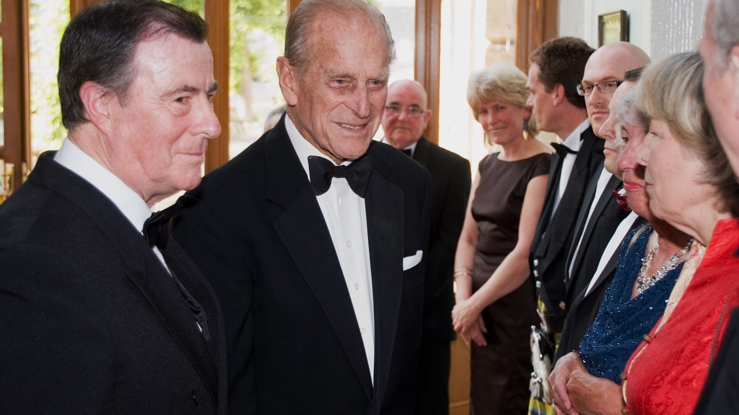 The Box | Plymouth pays its respects to His Royal Highness The Prince Philip, Duke of Edinburgh