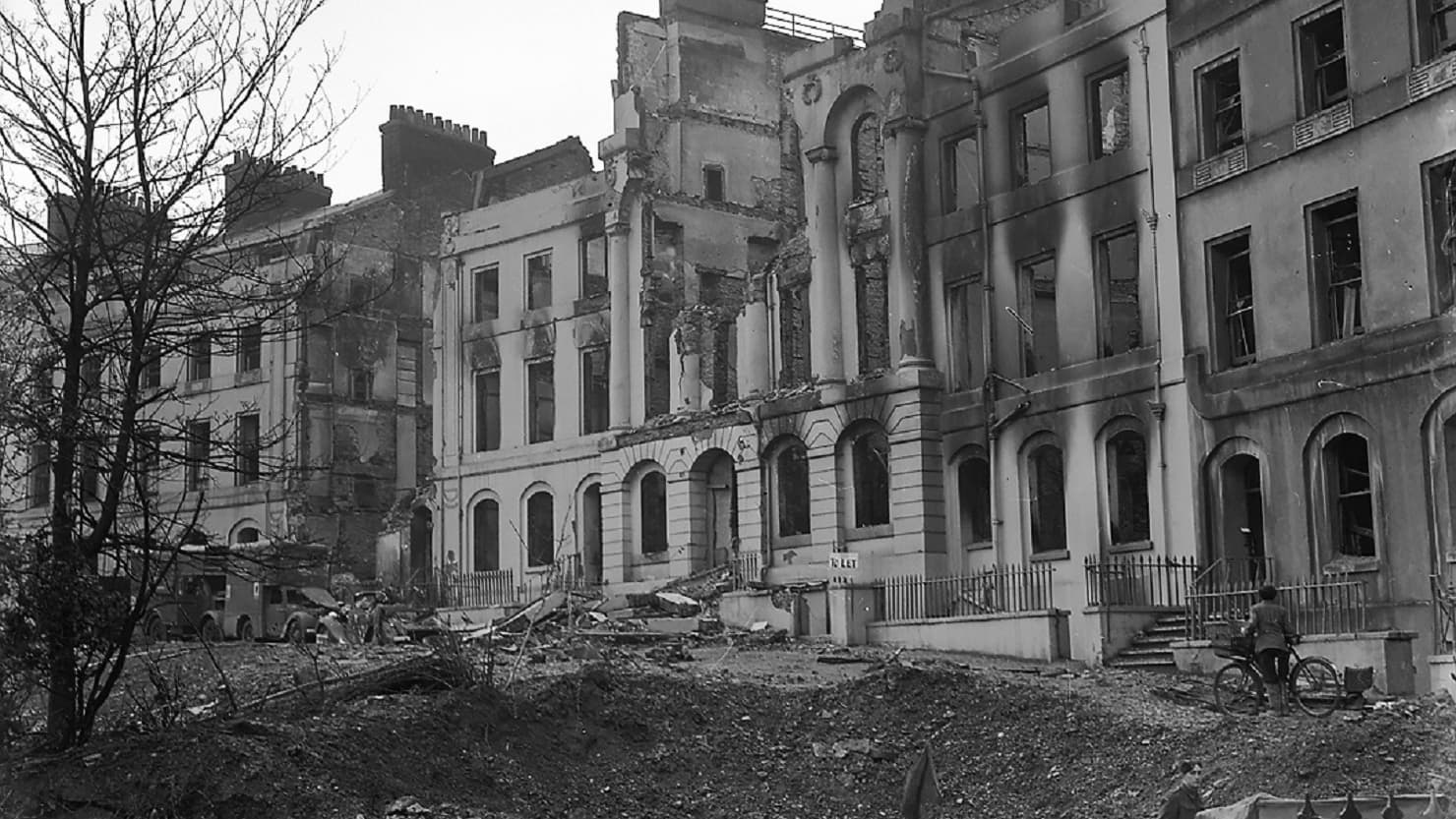 Blitz 80: The bombing of the Westminster Hotel