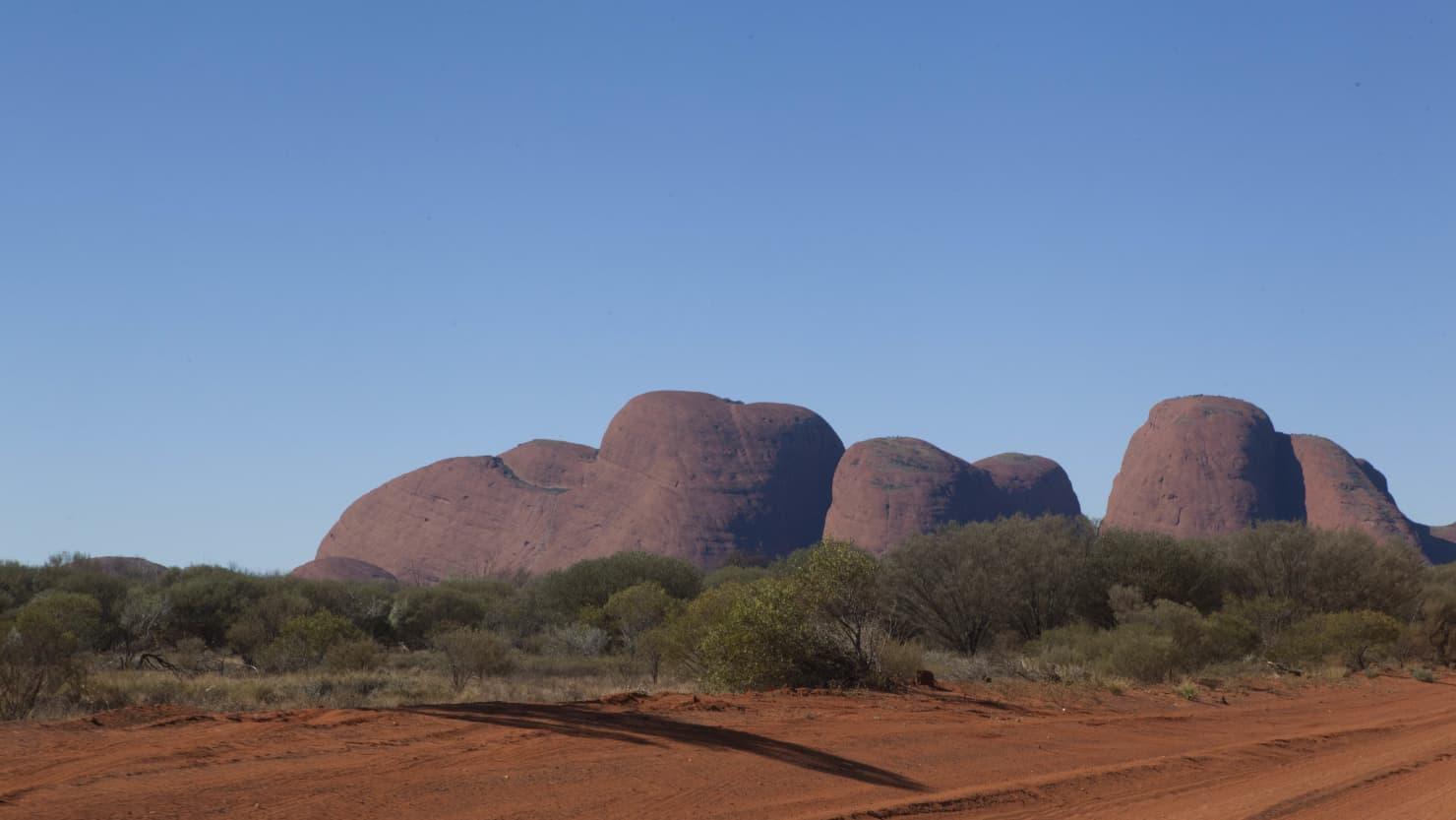 Christiane Keller landscape Australia
