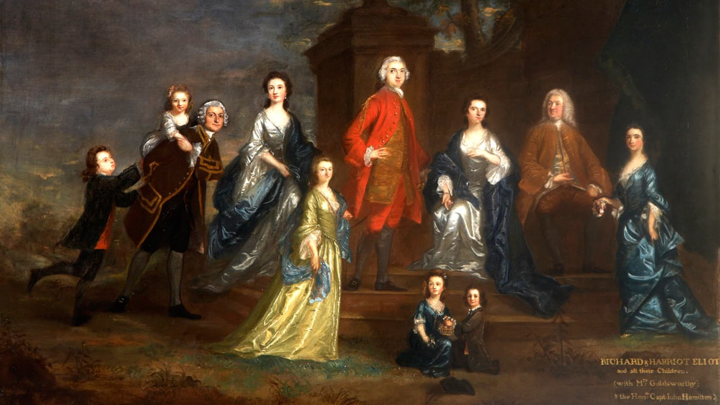 The Box | New exhibition will examine the relationship between Reynolds and the Eliot family