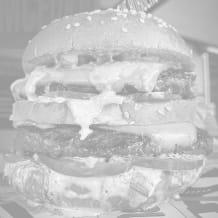 Photo of menu item: The Mac Daddy