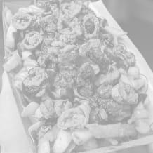 Photo of menu item: ANGRY AMERICAN LOADED FRIES