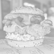 Photo of menu item: Everything comin up Millhouse