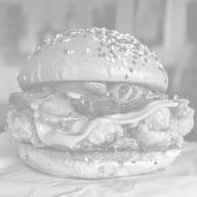 Photo of menu item: 🍔ATTILA THE HEN 🍔