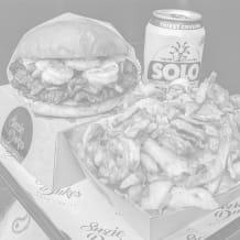 Photo of menu item: 🥩 SURF 'N' TURF 🦐