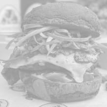 Photo of menu item: The Bun Is Lava