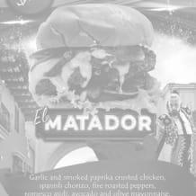Photo of menu item: El Matador