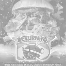 Photo of menu item: Return to Rio