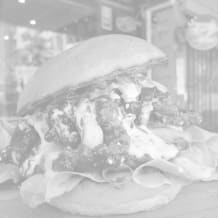 Photo of menu item: The Sticky Burg