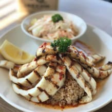 Photo of menu item: Char-Grilled Squid