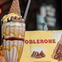 Photo of menu item: 🥤 TOBLERONE MEGA SHAKE 🥤