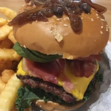 Photo of menu item: The Royale with Cheese