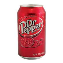 Photo of menu item: Dr Pepper