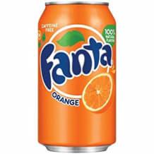 Photo of menu item: Fanta Can