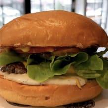 Photo of menu item: Newy Burger