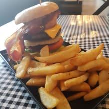 Photo of menu item: The Riff