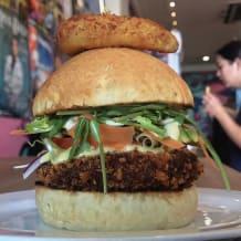 Photo of menu item: Thai Veg Burger