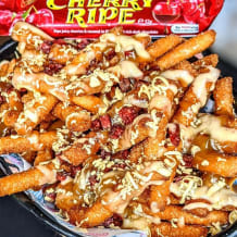 Photo of menu item: 🆘 LOADED DONUT FRIES 🆘