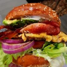 Photo of menu item: Grilled Chicken B.L.A.T