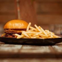 Photo of menu item: Return of the V & Fries