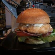 Photo of menu item: Fish Burger