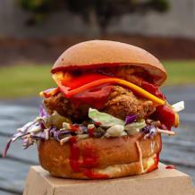 Photo of menu item: Flaming Hot Bird