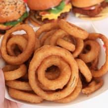 Photo of menu item: Onion rings (Large)