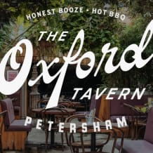 Photo of restaurant: Oxford Tavern