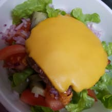Photo of menu item: Burger Bowl (The Naked Lunch)