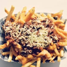 Photo of menu item: Chilli Loaded Fries