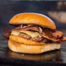 Photo of menu item: Bucky's Smokehouse (Gourmet)