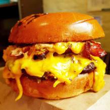 Photo of menu item: Fatties Burger