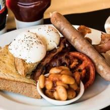 Photo of menu item: Big breakfast