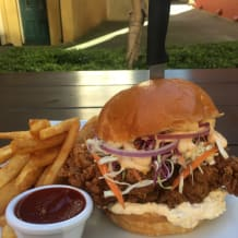 Photo of menu item: Southern Chicken Burger