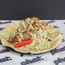 Photo of menu item: Lamb Wrap