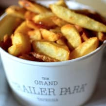 Photo of menu item: Beer Battered Chips (Small)
