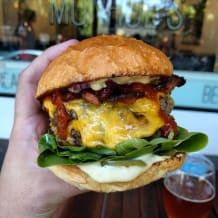 Photo of menu item: All American