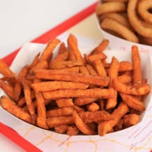 Photo of menu item: Sweet potato fries (Small)